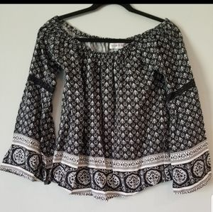Band of Gypsies Lottie & Holly Top Small